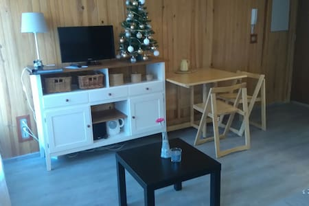 Appartement plein centre 6 pers - Barèges - Wohnung