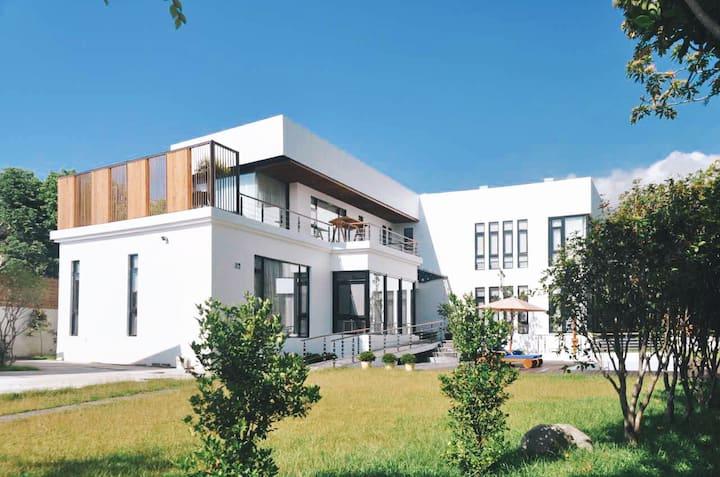 樂・隨逸館 La Suite 2 豪華雙人房 (提供包棟及加床服務)