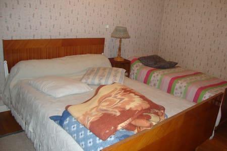 chambres à louer à la campagne - Saint-Symphorien-des-Bois - Gästehaus