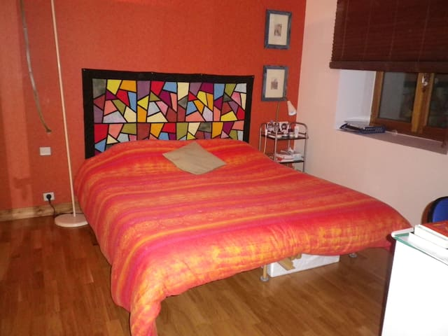 2 rooms to rent for Football Mundial in Lyon