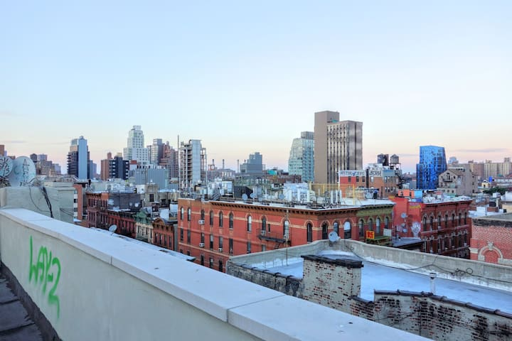 View from the Roof!
