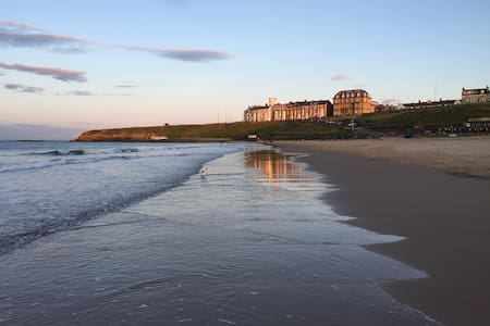 Friendly flat close to Tynemouth - North Shields - 公寓