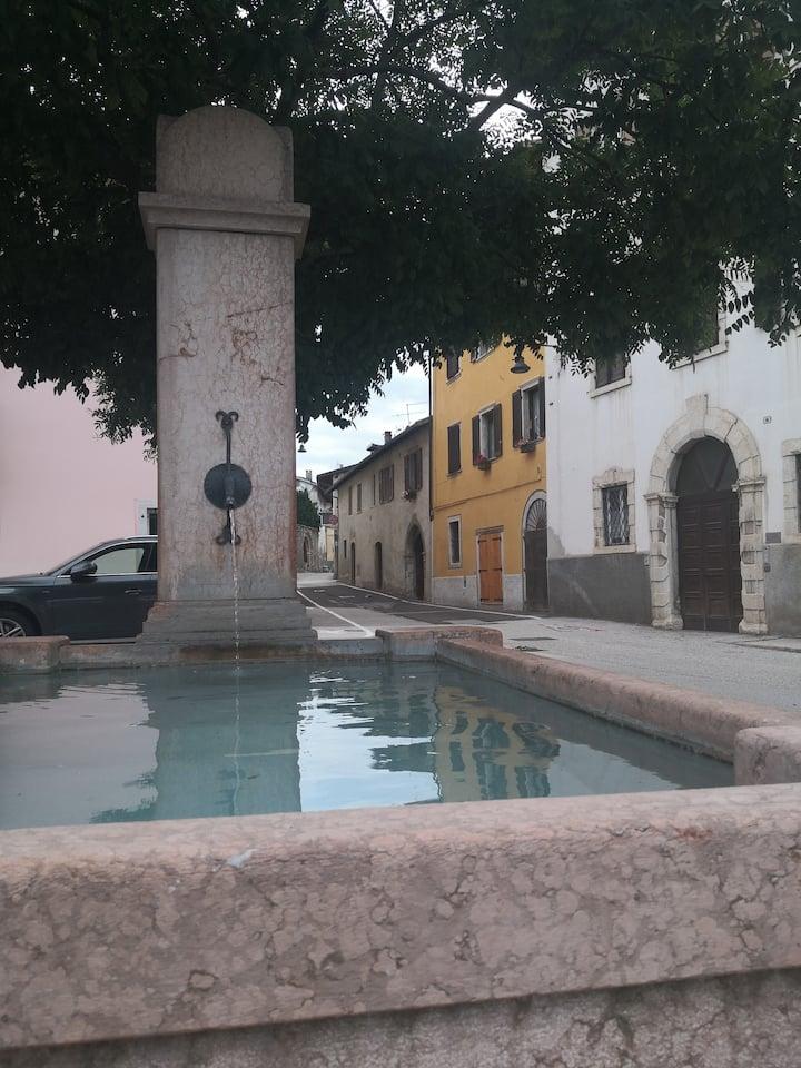 Cadine Apartment near Trento