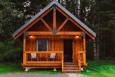 Cabin #1 - Standard/Pet Friendly