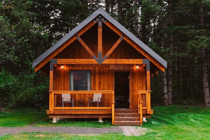 Cabin #1 - STUDIO - Pet Friendly