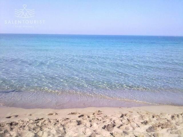 Vacanze nel Salento vicino al mare - Marina di Mancaversa - Apartamento