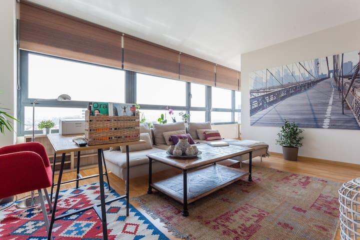 Жить с видом на Барселону свысока - Barcelona  - Appartement