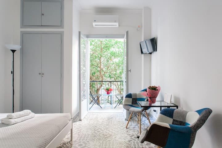 Athens Apartment At Kypseli