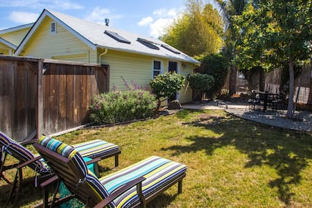 Private Soquel Studio with own yard - 索克爾(Soquel) - 獨棟