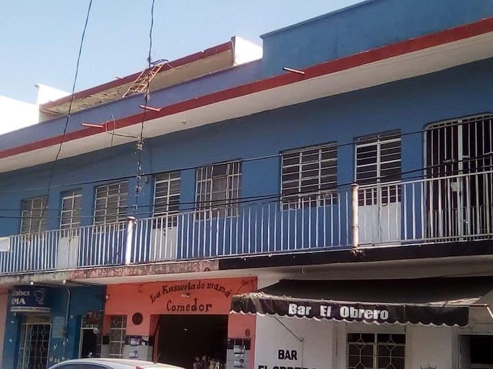 Habitación independiente en centro de la ciudad