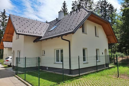 New large bright house near Bohinj lake - Ribčev Laz - Casa