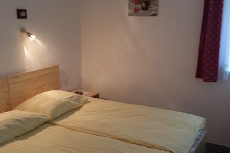 Double Room with private bathroom - Cerklje na Gorenjskem - Bed & Breakfast