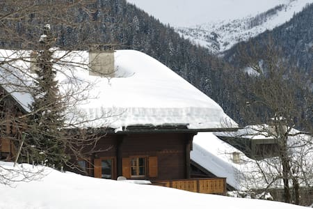 Chalet la Berneuse location semaine - Ormont-Dessus