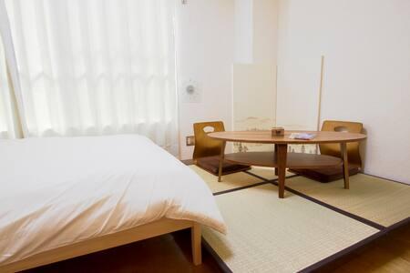 2min to Shimokitazawa, Ryokan-style - Setagaya-ku - Apartment