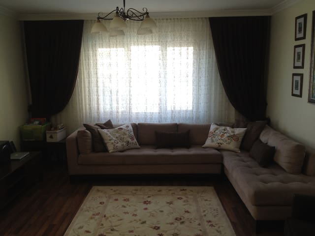 A good location at the asian side - uskudar/istanbul/turkey - Apartment