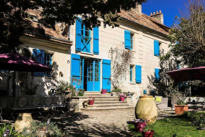 Belle Maison Nature et Cosi à 45 mn de Paris