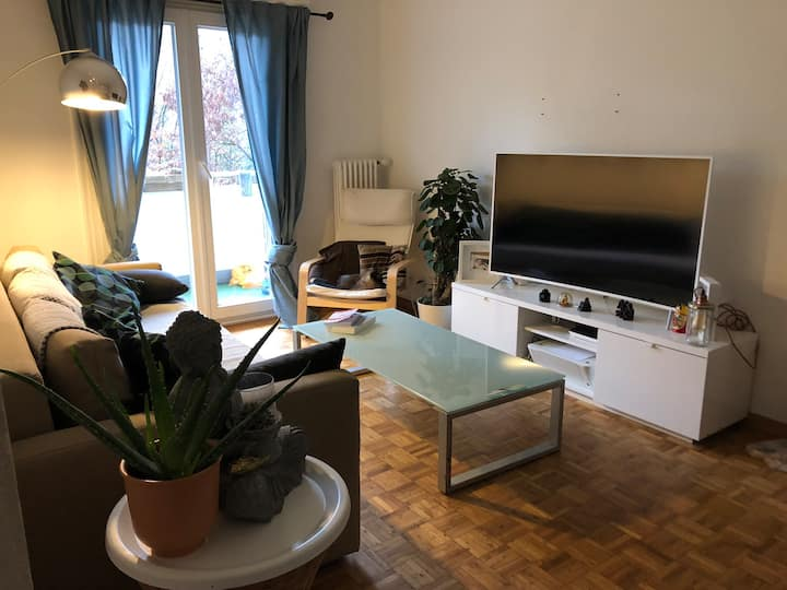 Appartement cosy Lausanne