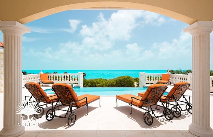 TC Villas // Sandy Beaches -Secluded Beach