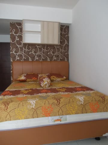 Studio in the East of Bandung (SS) - Bandung - Apartment