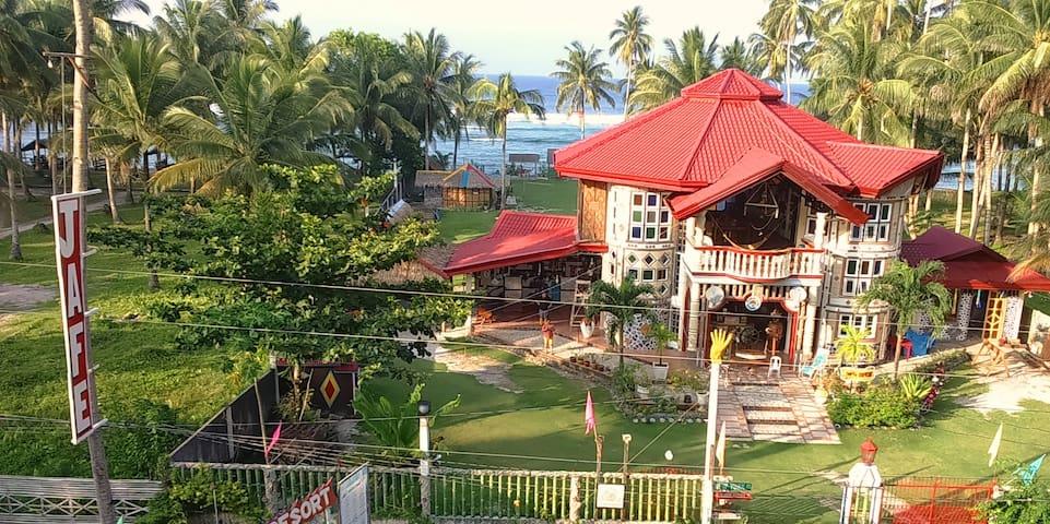 Aircon roomPacific ocean view for 2 - San Isidro - Haus