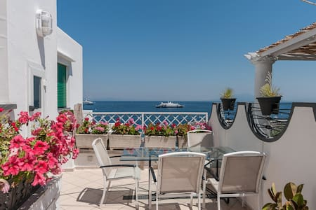 Norma House - Marina Grande- Capri