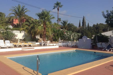 Very pleasant apartment Moraira - Moraira - Apartament