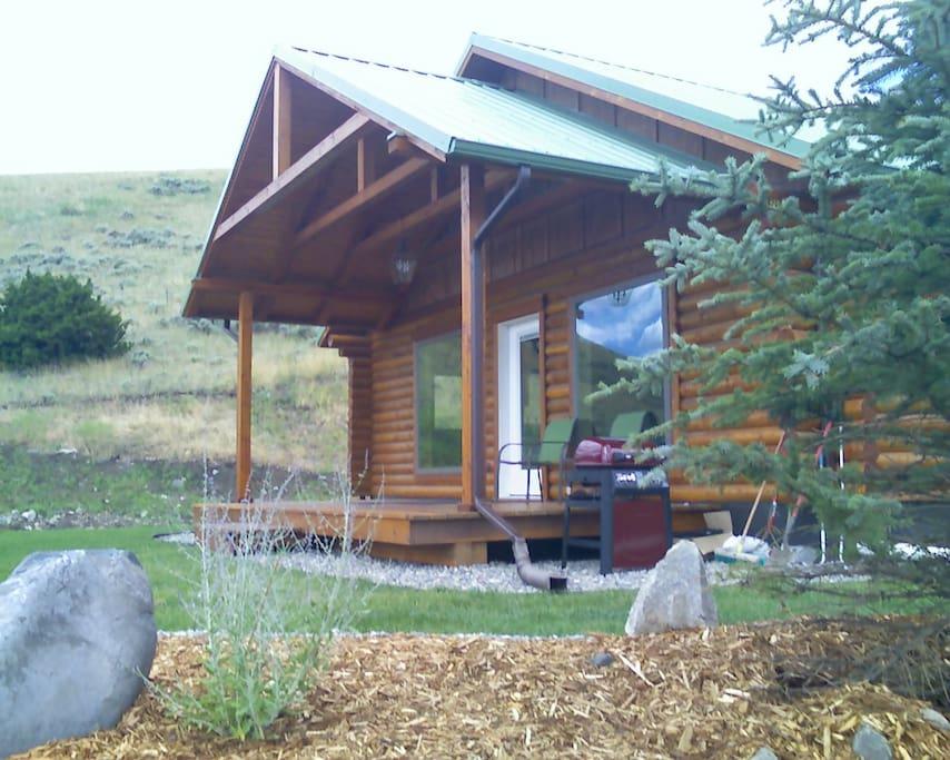 Montana Cabin Retreats Cabin 2
