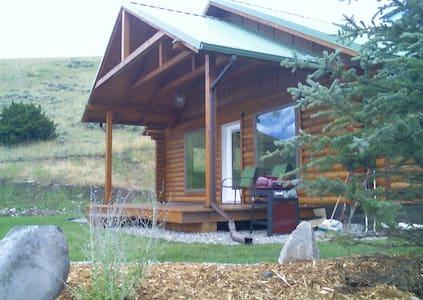 Montana Cabin Retreats Cabin # 2 - Emigrant