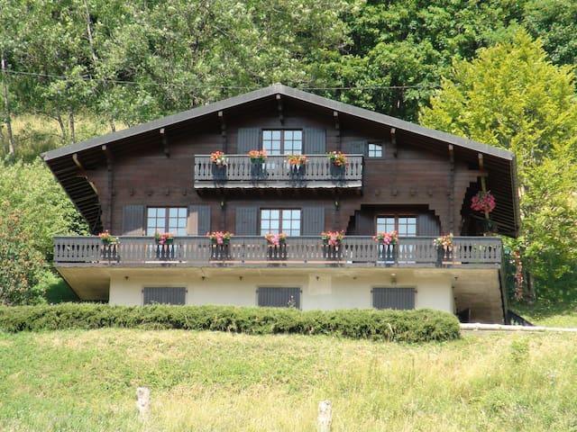 Appartement entre lac et montagne - Haute-Savoie - Apartment