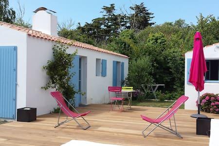 petite maison à 250m de la plage - L'Île-d'Yeu