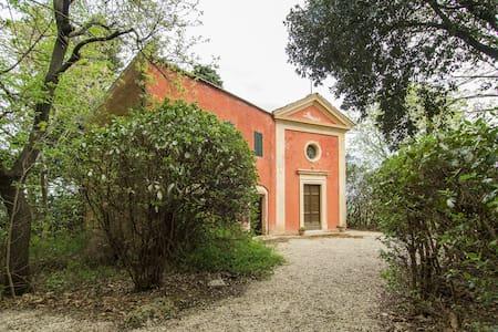 Antica villa dell'800 completamente - Jesi