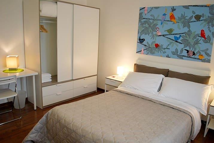 B&B Paradise Villa, Room Queen Eden - Urbino - Pousada