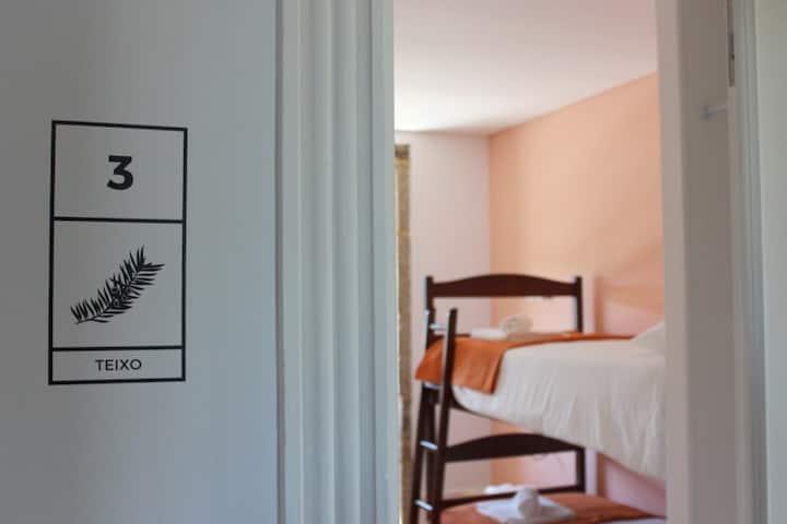 Hostel Casa do Pinheiro - Quarto Teixo