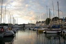 Le jolie port de Vannes