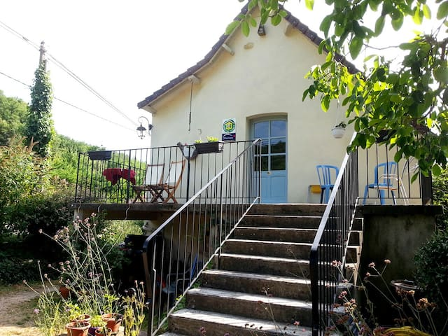 Gite at Le Roc between Sarlat and Souillac. - Le Roc - Appartement