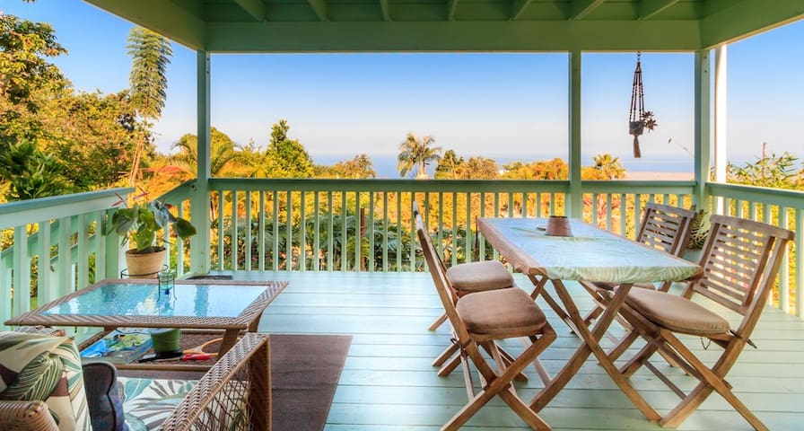 Cozy apartment in Holualoa - Hōlualoa - Haus