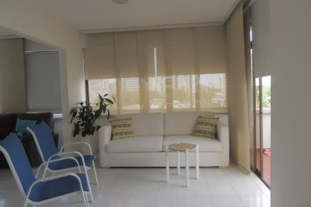 Apto turistico con balcon enjoy the sun and beach - Cartagena - Wohnung
