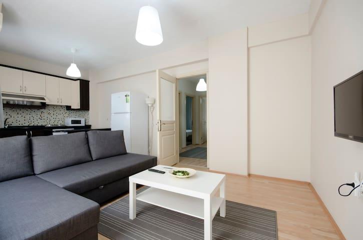 2+1 Daire Alsancak Civarı - konak - Apartment
