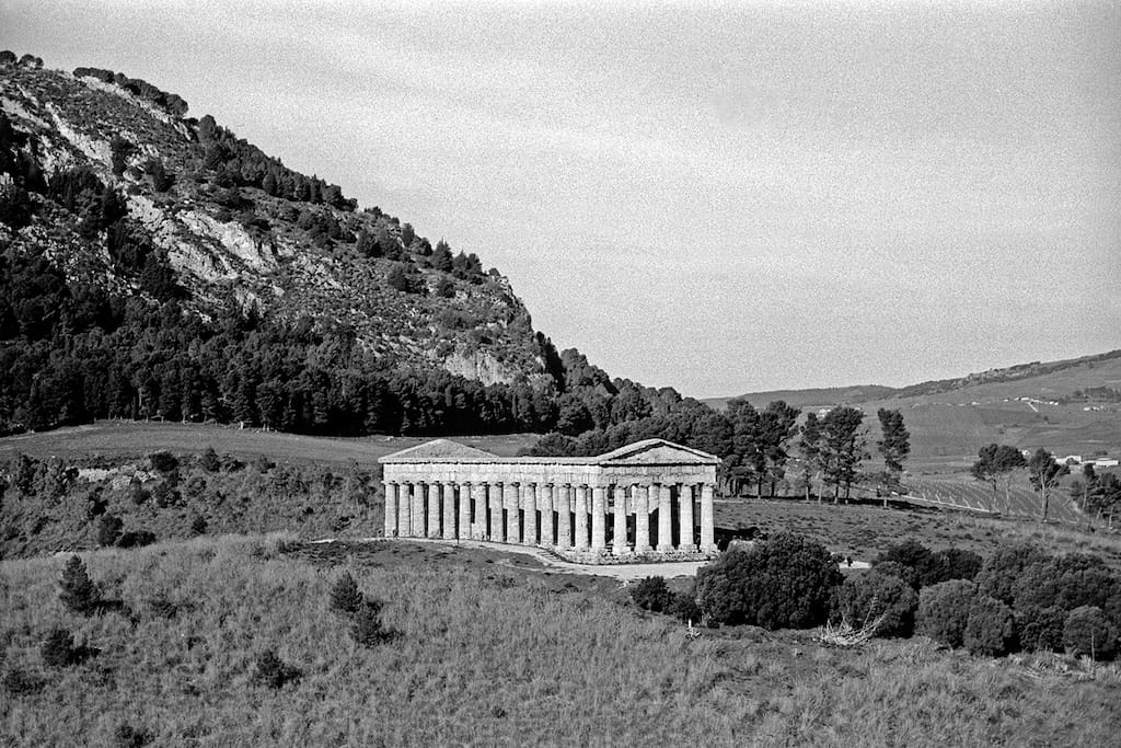 2,400-year-old Greek temple at Segesta (bus from Palermo).
