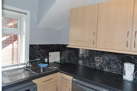 Large apartment central location - Falkirk