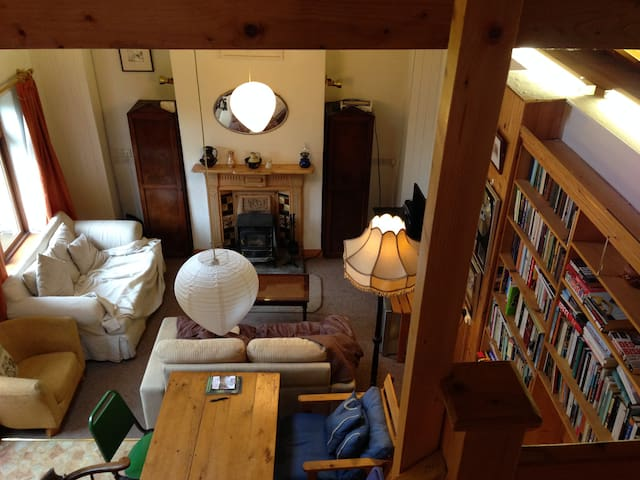 Charming Rustic Cottage near City Centre - Kilkenny - Kabin