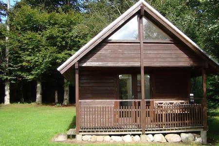 Skøn hytte i Thy. Bo 2 for ialt 400 - Snedsted