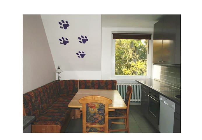 Wohnung mit Hund am Hamburger Stadtrand - Seevetal - Flat