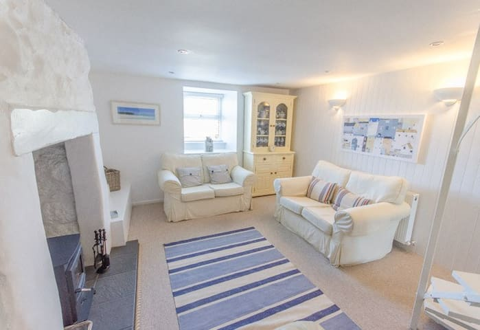 Whistler's Rest Halsetown Sleeps 4/Parking/Views - Cornwall - Hus