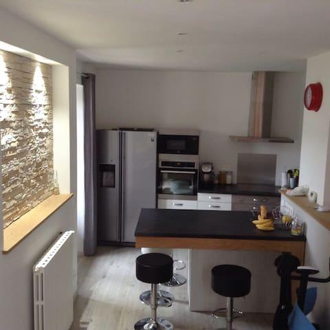 Appartement au cœur du pays basque - Mauléon-Licharre - Appartamento
