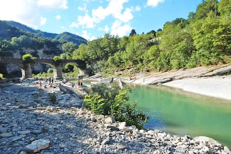 Gamberullo:alloggio Santerno valley - Flat