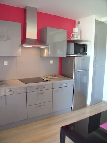 "Appartement ""Royan"" 4 personnes - Saint-Simon-de-Bordes - Lägenhet"
