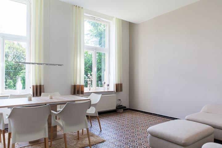 Exklusive Stadtvilla mit Parplatz - Bielefeld - Appartement