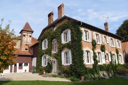 A la campagne en Argonne Ardennaise - Termes,Champagne Ardennes - Дом