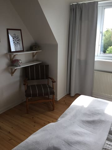 Big apartment close to CBD/Downtown Odense